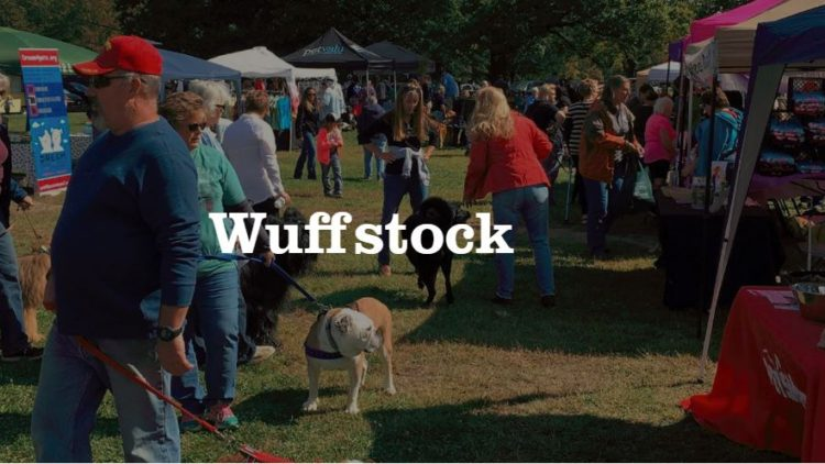 Wuffstock – Saturday, Sept 29, 2018 – 10am – 2pm