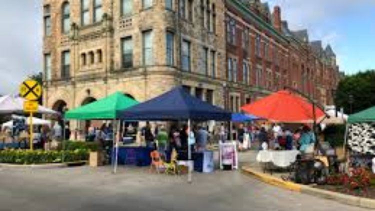 Ferncliff is proud to sponsor August 24 Springfield Farmers Market